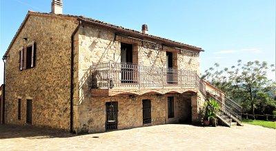 Bauernhof L'Alba Roccastrada