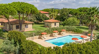 Farm Holiday Il Cancellone Magliano in Toscana