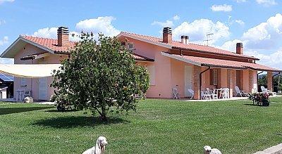 Bauernhof Il Pesco Roselle Terme