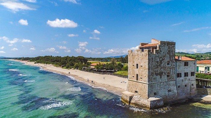 Spiaggia di Torre Mozza (Follonica)