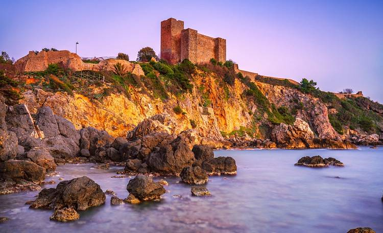 Talamone, a fortress built upon Greek legends -