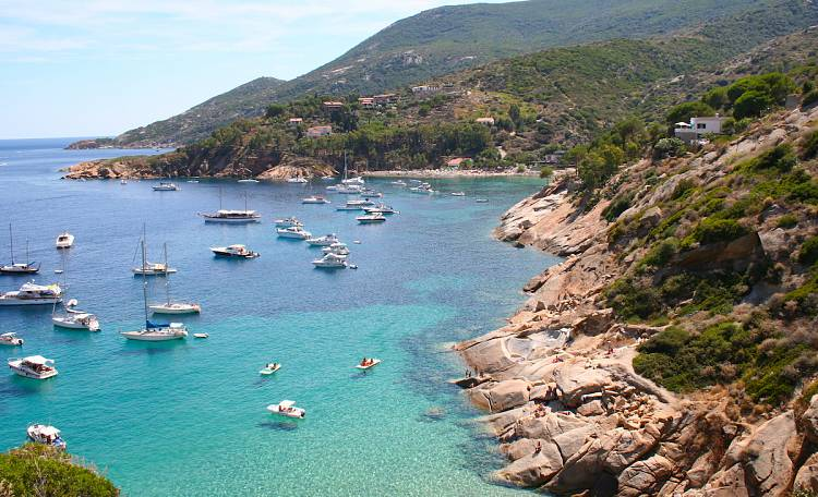 Isola del Giglio ☀️ a paradise in Tuscany! -