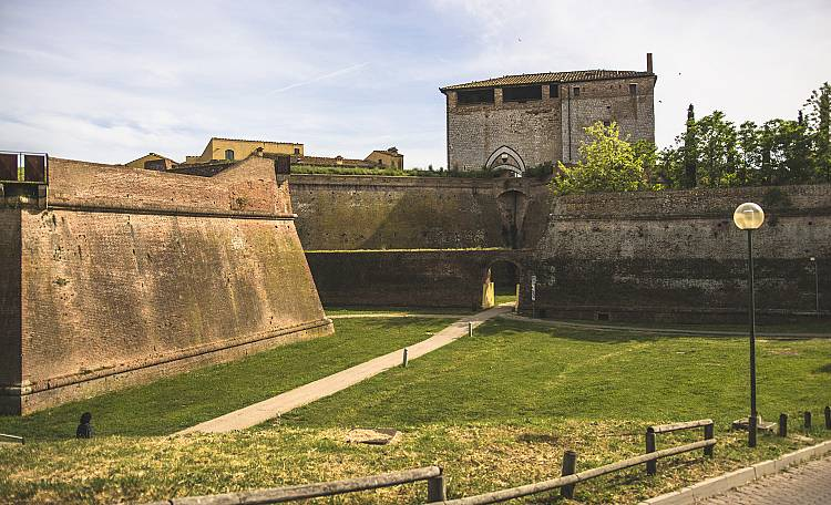 The Medici Walls of Grosseto