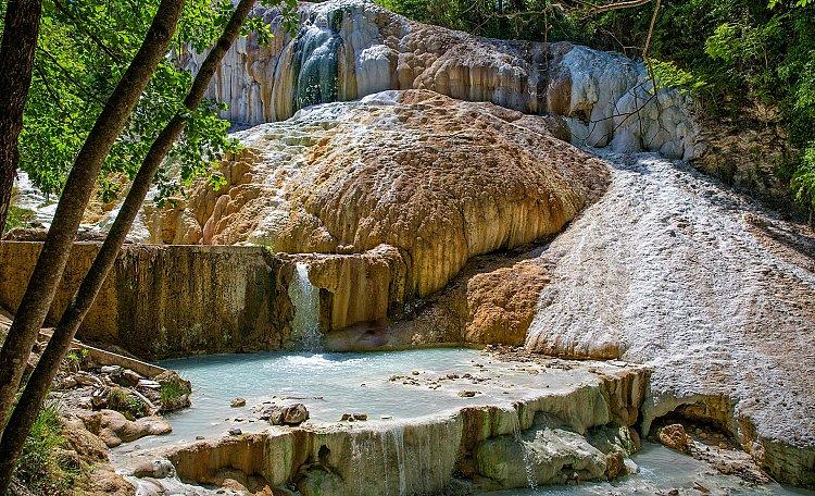 San Filippo Hot Springs -
