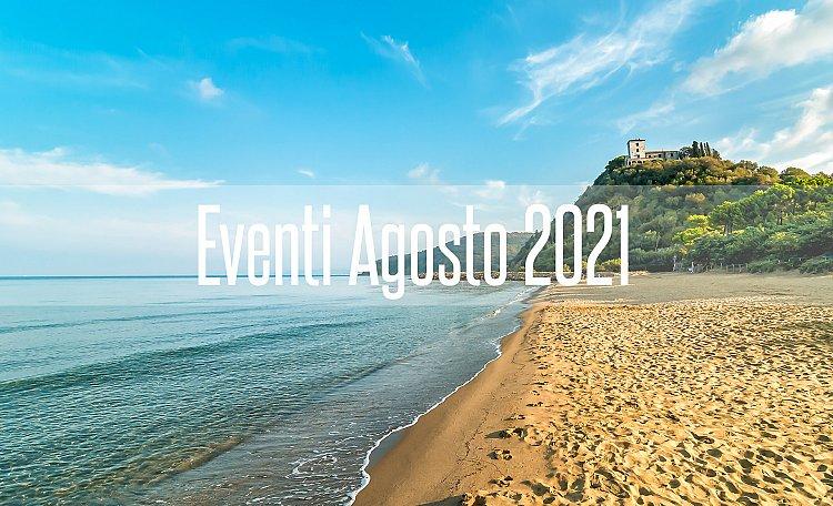 Eventi Agosto 2021