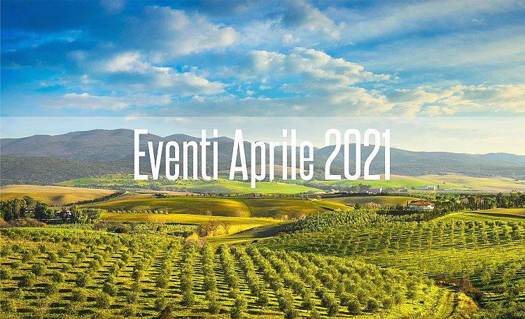 Eventi Aprile 2021