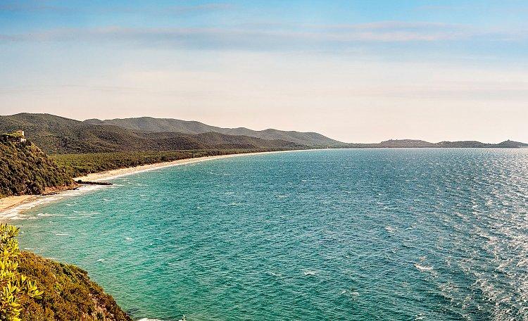 Cala Civette ☀️ Golfo di Follonica