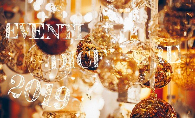 Eventi Dicembre 2019 -