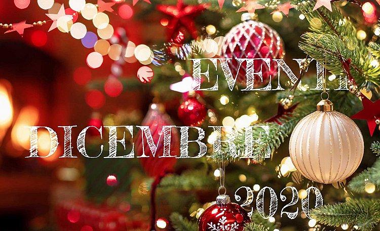Eventi Dicembre 2020
