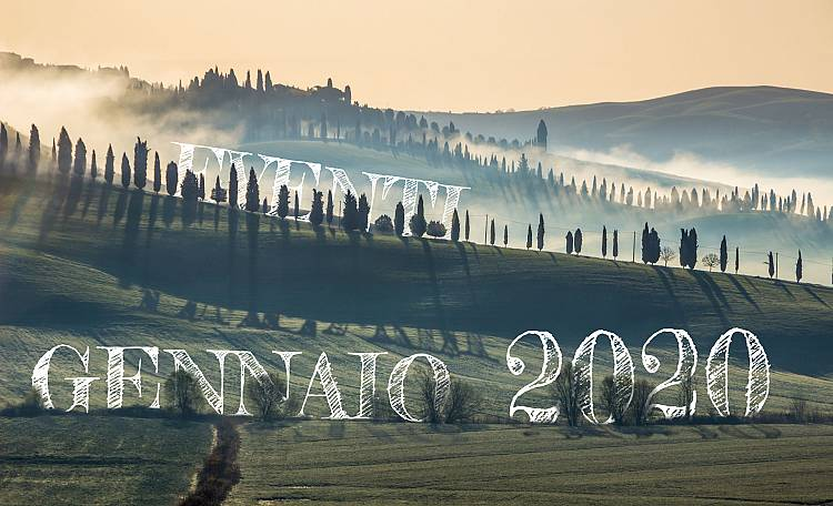 Eventi Gennaio 2020 -