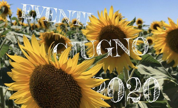 Eventi Giugno 2020 -