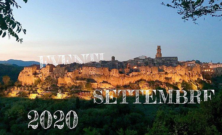 Eventi Settembre 2020