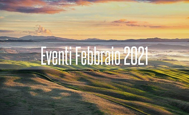 Eventi Febbraio 2021
