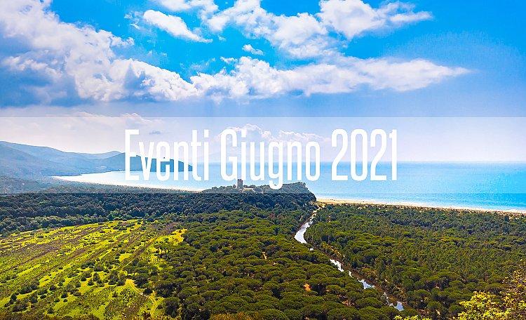 Eventi Giugno 2021