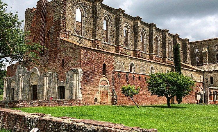 Sain't Galgano's Abbey -