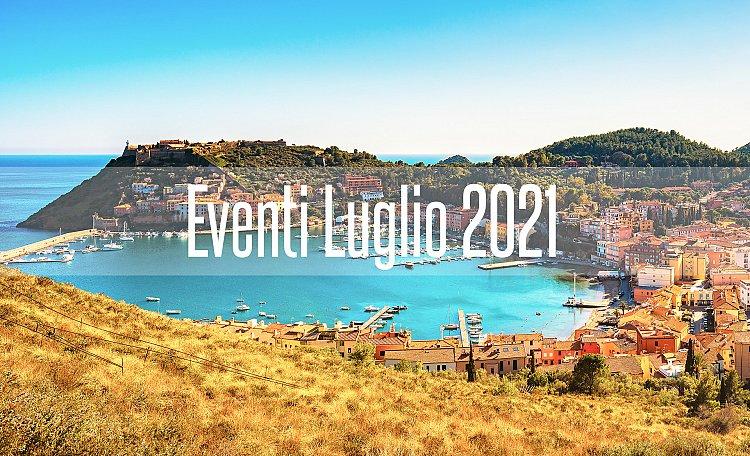 Eventi Luglio 2021