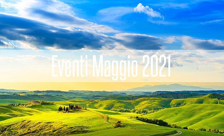 Eventi Maggio 2021