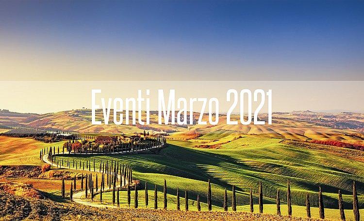 Eventi Marzo 2021