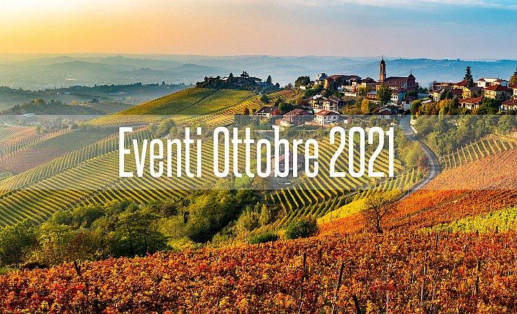 Eventi Ottobre 2021