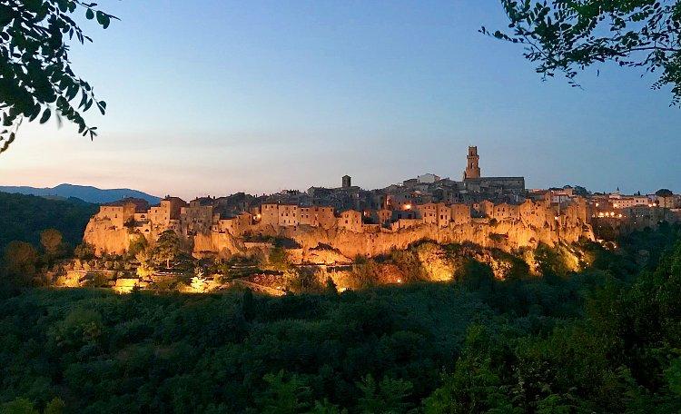Pitigliano, das kleine Jerusalem
