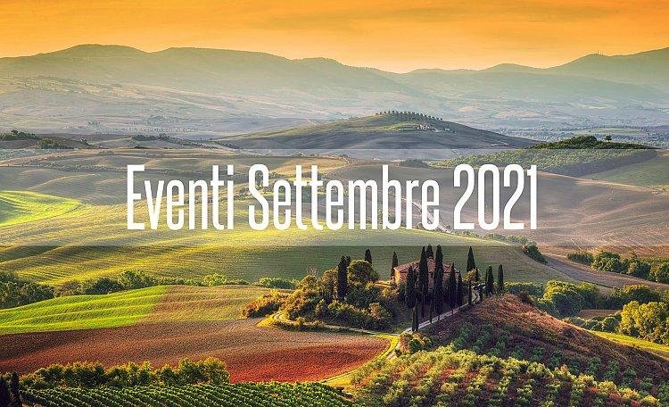 Eventi Settembre 2021
