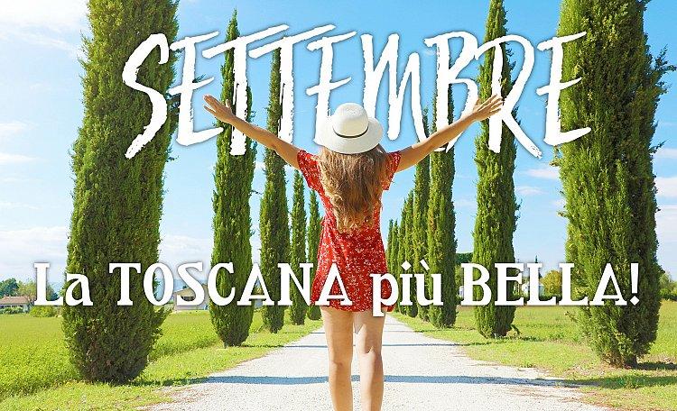 A Settembre e Ottobre, la Maremma Toscana è ancora più Bella!