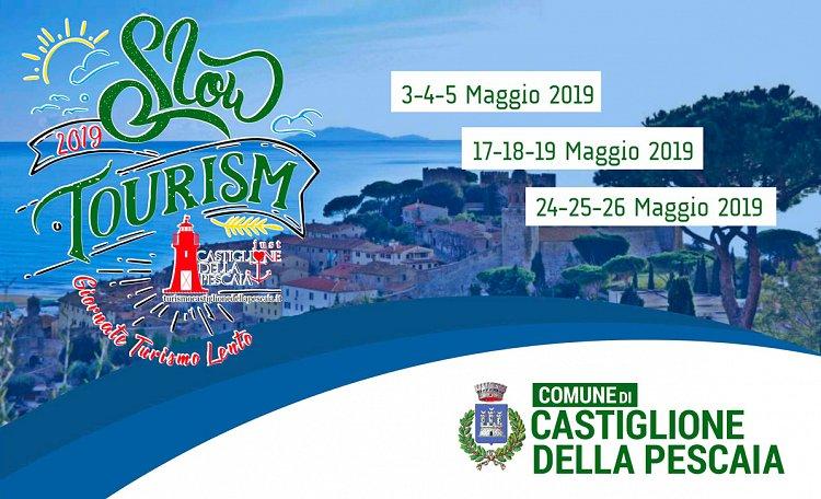 #slowtourism in Castiglione della Pescaia -