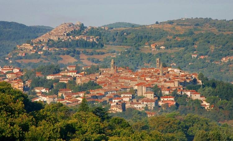 Castel del Piano -