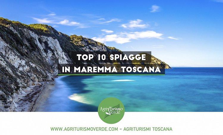 Top 10 ☀️ Maremma Toskana Strände! -