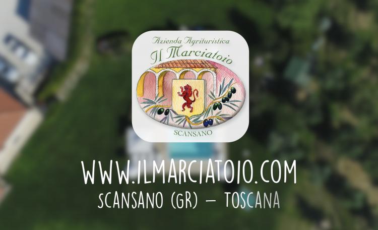 Agriturismo IL MARCIATOIO (Video) Toskana Drone - Nuovo video istituzionale per questo splendido Agriturismo con Piscina in Maremma Toscana