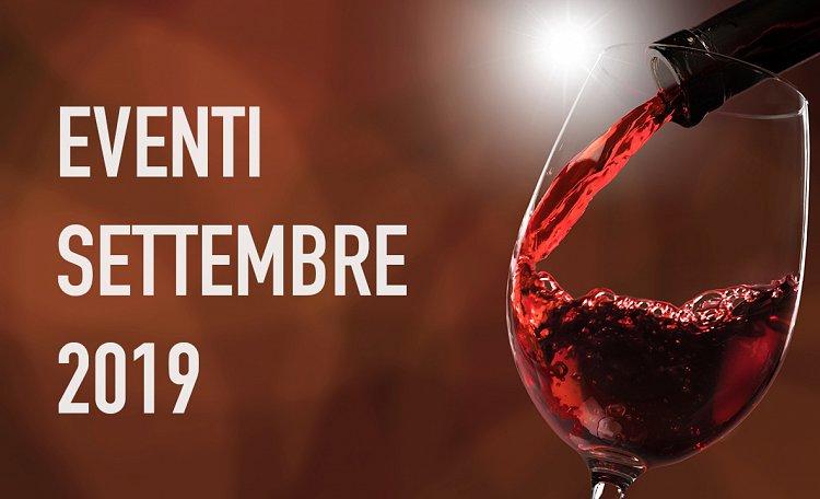 Eventi Settembre 2019 -
