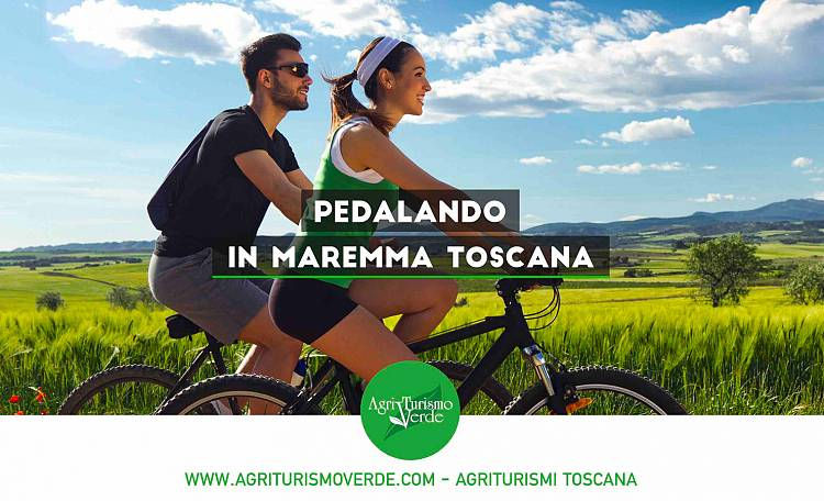 Cycling in the Tuscan Maremma -