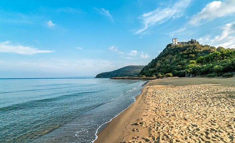Spiaggia di Punta Ala -
