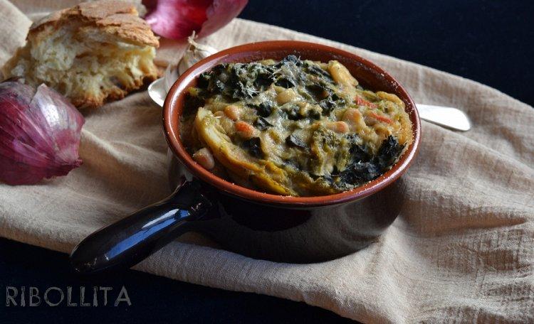 La Ribollita - La Ribollita, la signora delle zuppe toscane.