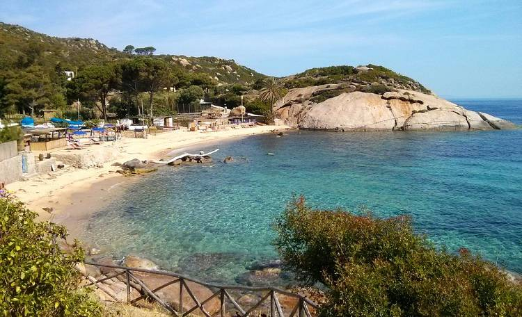Plage d'Arenella