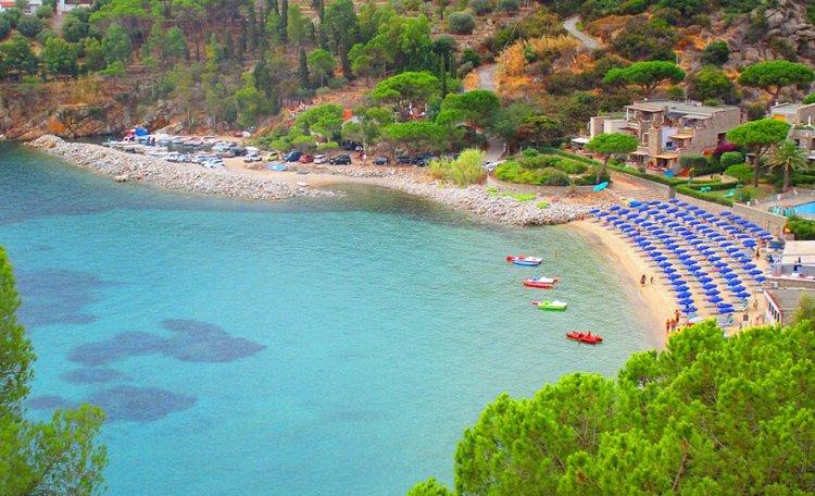 Spiaggia delle Cannelle -
