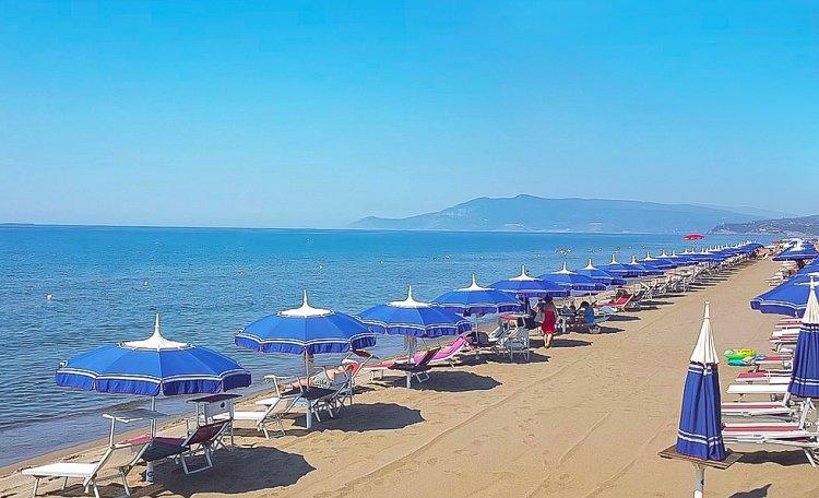 Capalbio beach ☀️ -