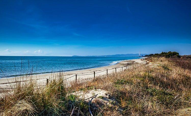 Spiaggia La Carbonifera -
