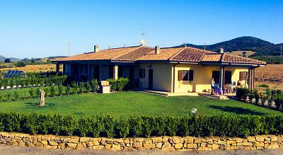 Farm Holiday La Marta Orbetello