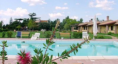 Farm Holiday Le Giare Roselle Terme