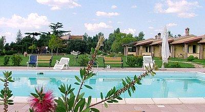 Bauernhof Le Giare Roselle Terme