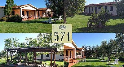 Agritourisme Podere 571 Capalbio