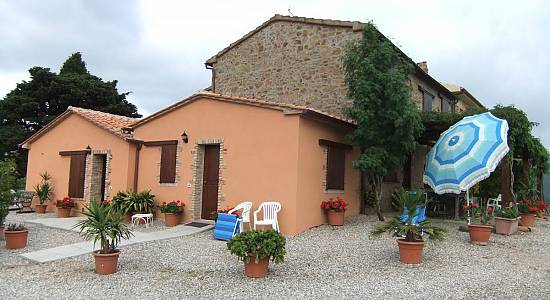 Farm Holiday Podere Binacco Scarlino