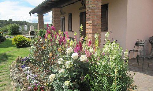 Agriturismo Lillastro - Roselle terme (Grosseto)