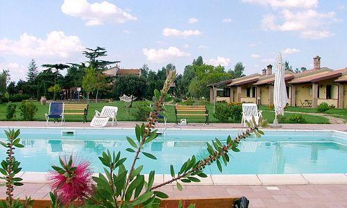 Agriturismo Le Giare - Roselle Terme (Grosseto)