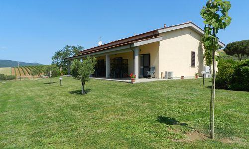 Agriturismo Severini - Magliano in Toscana (Grosseto)