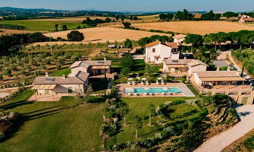 Agriturismo Colle Oliveto - Orbetello (Grosseto)